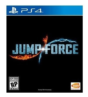 Jump Force Ps4 Mídia Física Novo Lacrado Original
