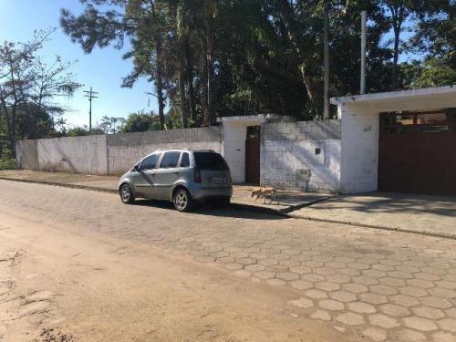 Chácara Em Itanhaém 1km Da Rodovia Com 3 Dorm 1 Suíte 5740