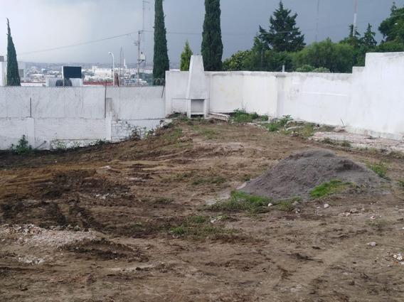 Terreno En Venta En Colonia La Paz