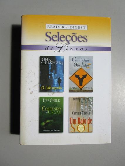 4 Romances - Seleções De Livros