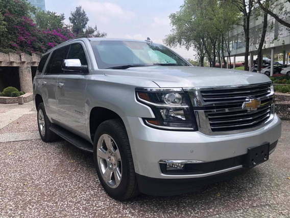 Chevrolet Blindada Tahoe 5.4 Premier Piel 4x4 At 2019