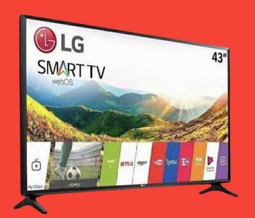 Televisor 43  Smart  Tv  LG Full  Hd Promoción