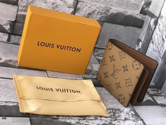 Billetera Louis Vuitton Monogram Amarilla Envio Gratis