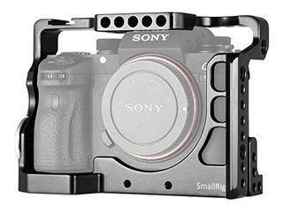 Smallrig Cage Para Camara Sony A9 Con Zapata Fria Y Arri Ros