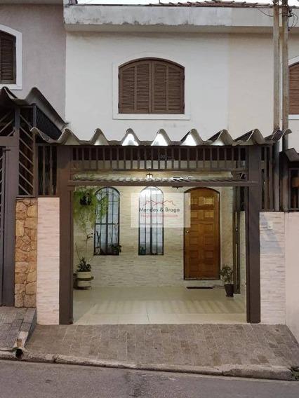 Casa À Venda, 84 M² Por R$ 400.000,00 - Gopoúva - Guarulhos/sp - Ca0078