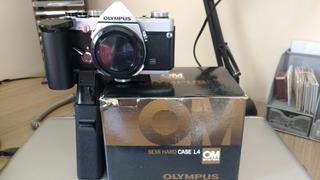 Câmera Olympus Om-1 Md C/ Drive