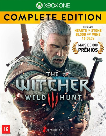 The Witcher 3 Wild Hunt Complete Edition Xbox One Online