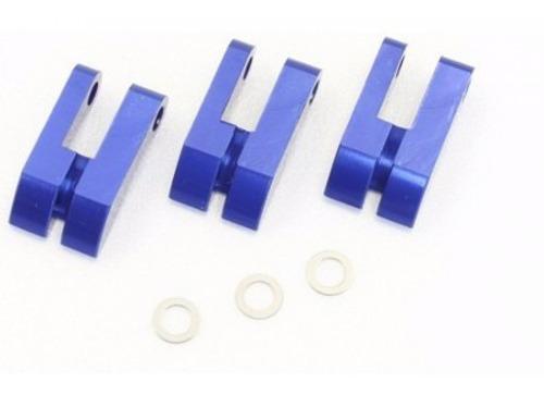 Sapata Da Embreagem Kyosho Aluminio 3 Peças Ifw-136