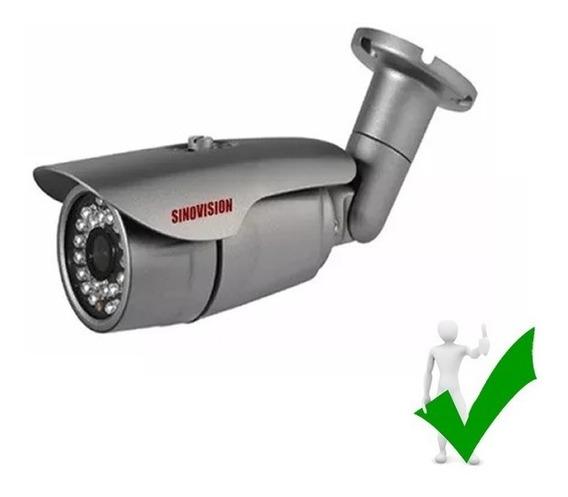 Cámara Sinovision Varifocal Multinorma 2mpx -infrarroja