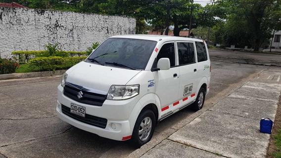 Vendo O Permuto Suzuki Mini Van Apv