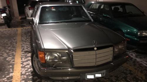 Mercedes-benz 560 Sel V8 Lindo!