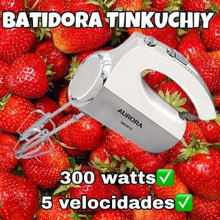 Batidora Aurora Tinkuchiy De Mano