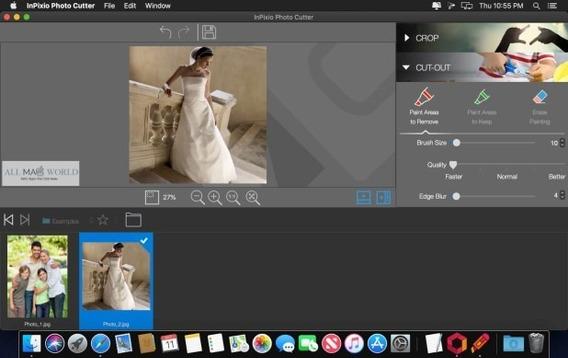 Inpixio Photo Clip Mac V1.0.32 Macosx