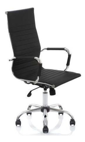 Cadeira Escritorio Charles Eames Presidente