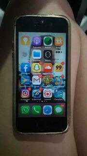 iPhone 5s Cinza