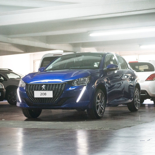 Nuevo Peugeot 208 Allure 1.6l Tiptronic   115cv   0km 2021
