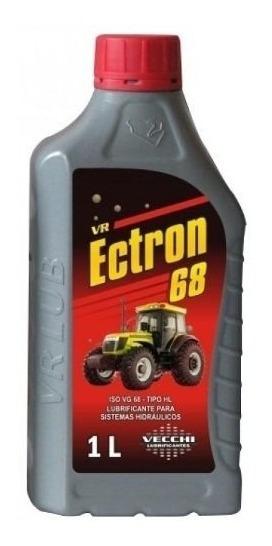 Oleo Hidráulico Vr Ectron 68 Para Maquinas/macaco/prensas