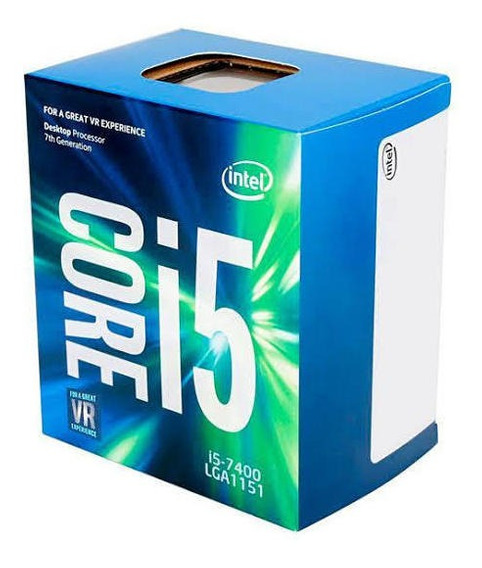 Kit I5 7400 + 8gb De Ram + 500hd
