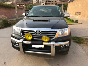 Toyota Hilux Srv Full Equipo