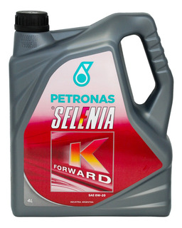 Aceite Selenia K Forward 0w20 Fiat Cronos Drive 1.3 Gse 4l