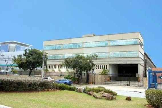 Galpão Para Alugar, 4200 M² Por R$ 120.000,00/mês - Centro Empresarial Tamboré - Barueri/sp - Ga0097