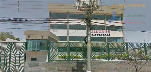 Imagem 1 de 29 de Galpões Para Alugar  Em Osasco/sp - Alugue O Seu Galpões Aqui! - 1324856