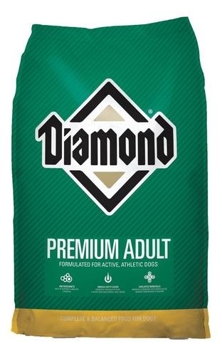 Alimento Diamond Super Premium Premium Adult para perro adulto todos los tamaños sabor mix en bolsa de 8lb