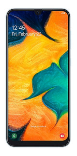 Celular Libre Samsung Galaxy A30 Blanco