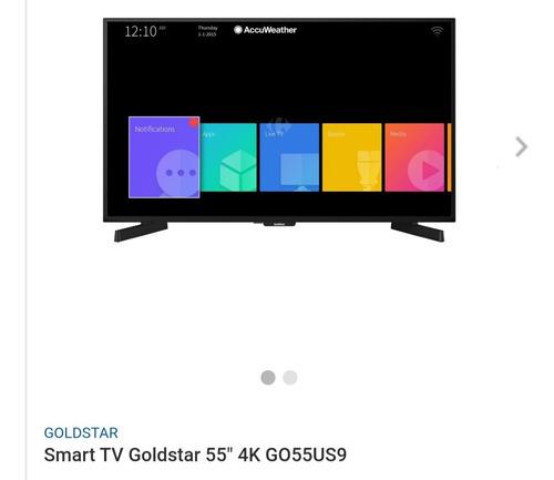 Tv Smart Goldstart 55 Pulgadas