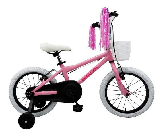 Bicicleta Philco De Niños Patio 16f Fkp16av010f