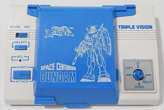 Space Centurion Gundam Eletronico Portatil Anos 80 Japones
