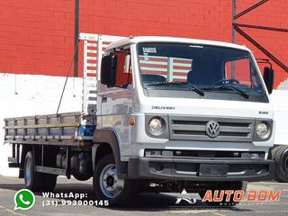 Volkswagen 8-160 Delivery Trend 3/4 C/ Carroceria De Madeira