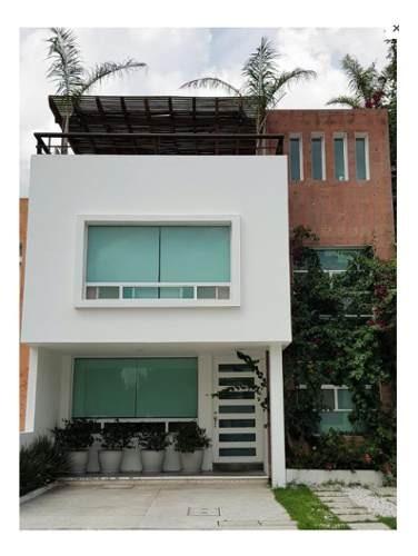 Casa En Renta Totalmente Amueblada Con Roof Garden