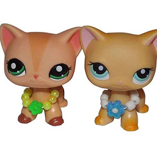 Littlest Pet Shop Accessories Clothes 3pc Random Collars Lps