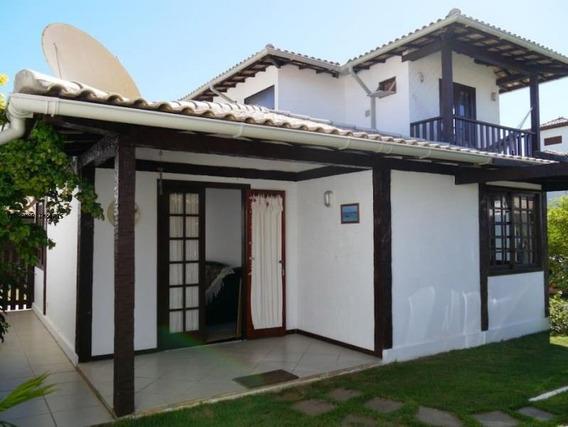 Casa Em Condomínio Para Venda Em Armação Dos Búzios, Baía Formosa, 3 Dormitórios, 1 Suíte, 2 Banheiros, 2 Vagas - Cc 133