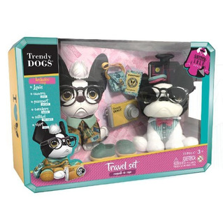 Trendy Dogs Conjunto De Viaje Ploppy 270498