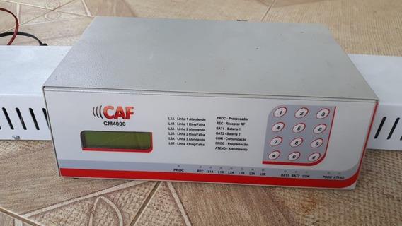 Kit Para Monitoramento Caf 4000