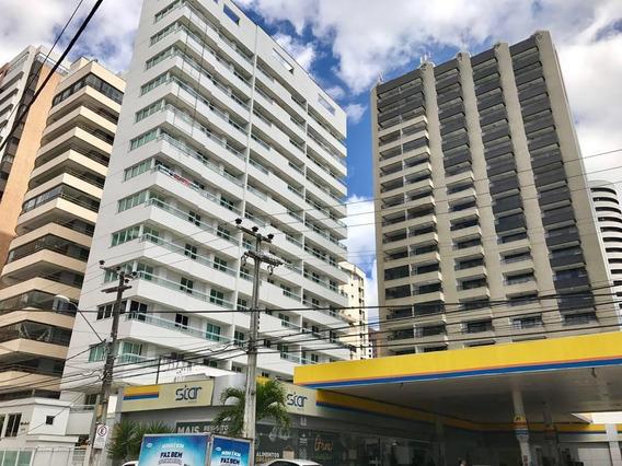 Apartamento Em Meireles, Fortaleza/ce De 62m² 2 Quartos À Venda Por R$ 440.000,00 - Ap544249