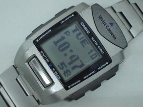 Relógio Casio Wrist Camera Wqv-1 Alarme Cronógrafo Raridade