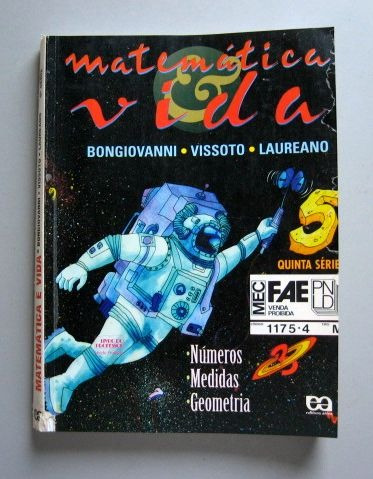 Matemática & Vida / 5 / Bongiovanni-vissoto-laureano