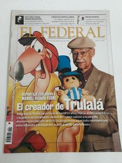 Hijitus Larguirucho Garcia Ferre Revista El Federal