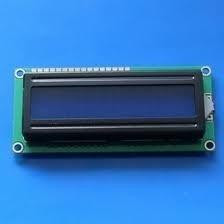 Display Lcd Azul 16x2 Com I2c P/ Arduino