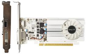 Placa De Vídeo Galax Geforce Gt 1030 Exoc White 2gb Ddr4