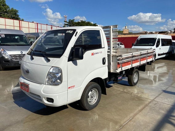 Caminhão Kia Bongo K2500 4x2 Cs Turbo 2012 Negrini - Novo