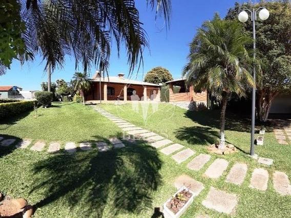 Maravilhosa Chácara Para Locação Residencial Bairro Ponte São João, Região Central De Jundiaí/sp - Ch00150 - 34487364