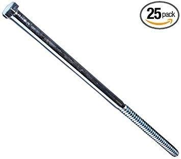 5//16 x 4 Piece-249 Hard-to-Find Fastener 014973321949 Lag Screws