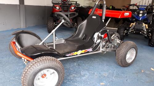 Mini Buggy Fapinha Modelo Mini Cross 4,0 Hp 4 Tempos