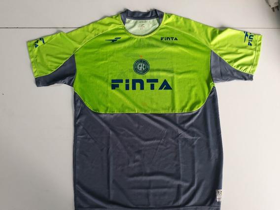 Camisa Camiseta Futebol Guarani Campinas Modelo 015