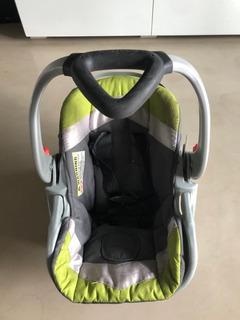 Huevito Para El Auto Con Booster Babytrend Con Isofix
