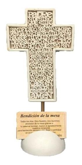 40 Cruces Padre Nuestro Bendicion De Alimentos, Comunion